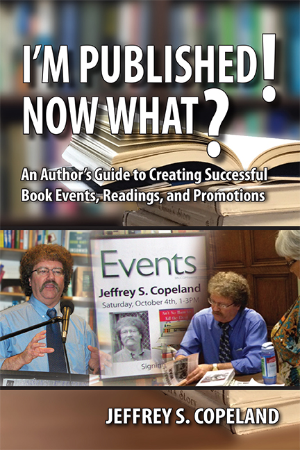 I'm Published! Now What?