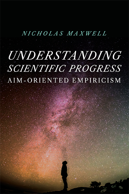 Understanding Scientific Progress: Aim-Oriented Empiricism