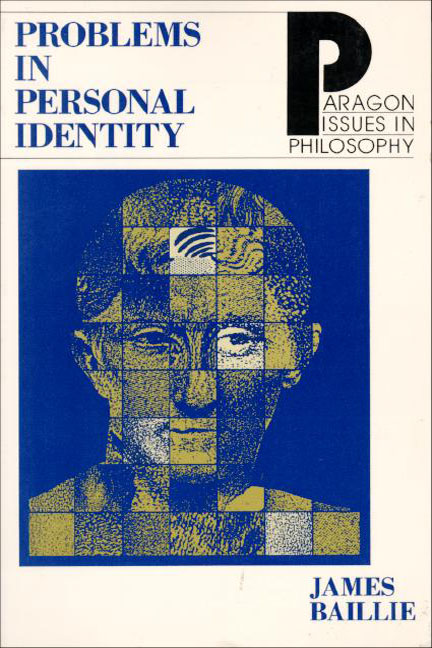 Problems of Personal Identity