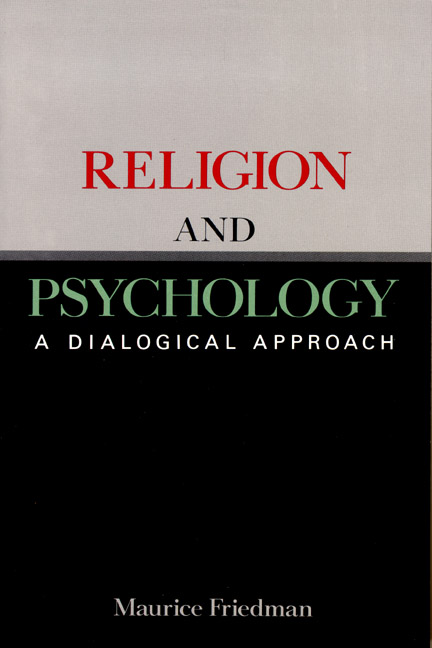Religion and Psychology: A Dialogical Approach