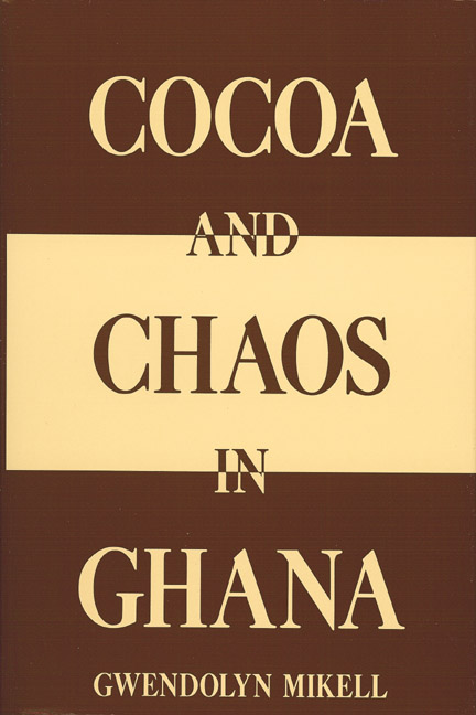 Cocoa and Chaos in Ghana