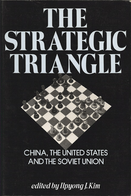 Strategic Triangle, The: China, United States, and the Soviet Union