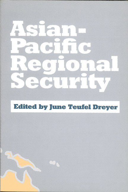 Asian-Pacific Regional Security