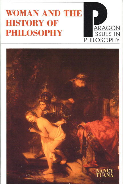 Woman and the History of Philosophy