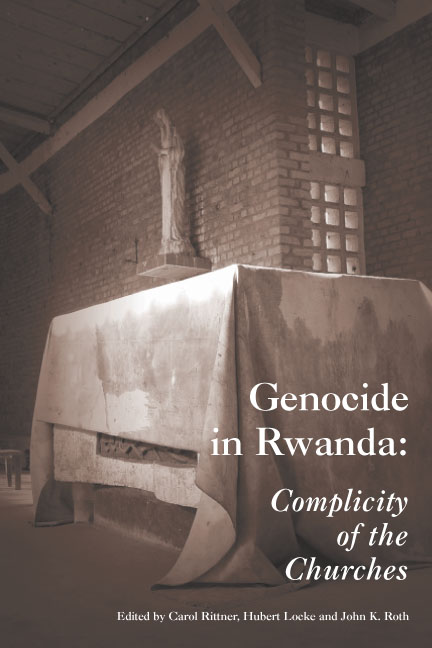 Genocide in Rwanda: Complicity of the Churches?