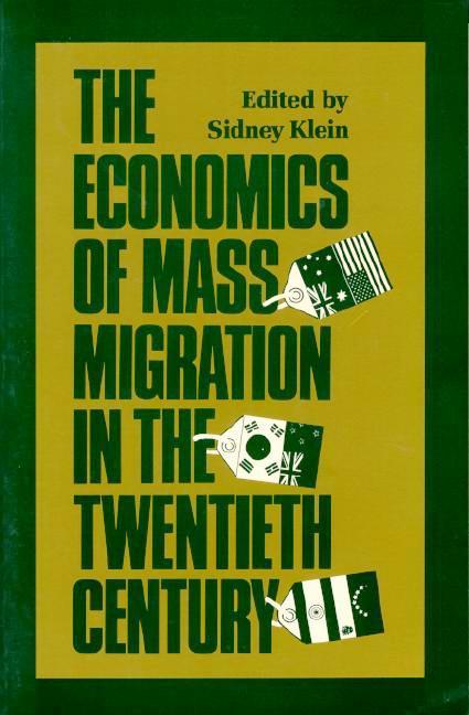 Economics of Mass Migration, The