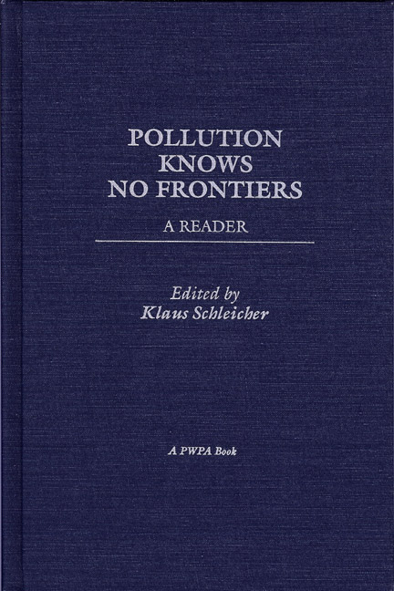 Pollution Knows No Frontiers: A Reader