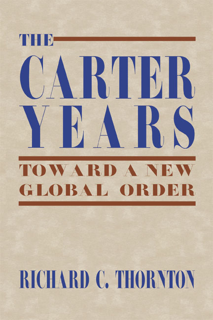 Carter Years, The