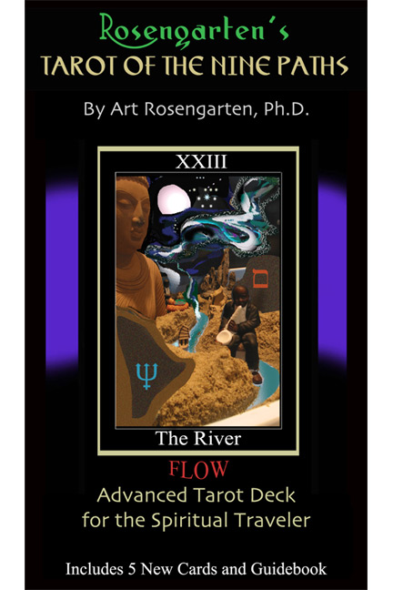 Tarot of the Nine Paths: Advanced Tarot Deck for the Spiritual Traveler