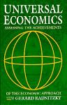 Universal Economics: Assessing the Achievements of Economic Approach